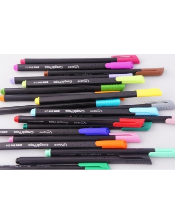 Rotuladores MAPED Graph Peps Fineliner