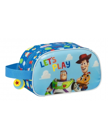 Neceser Viaje TOY STORY Let´s Play Adaptable 26 x 15 x 12 cm.